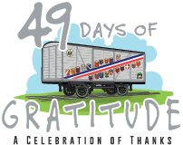 NC Transportation Museum - 49 Days of Gratitude